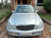 Mercedes - Clase E - 200, Familiar, Caja W211 Madrid
