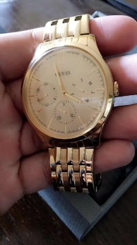 NEW MENS GUESS WATCH (NEED GONE ASAP) Winnipeg, R3G 0L3