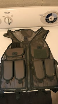 Mesh ammo carry vest Salem, 24153