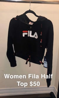 Fila Crop Sweater Brampton, L6Z 0H6