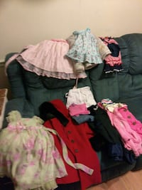 Girls lot 15 pieces