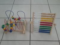 multicolored abacus and bead maze Davie, 33314