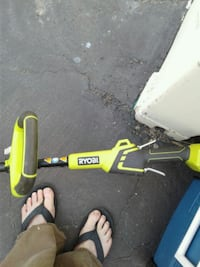 yellow and black Ryobi string trimmer Spring Valley, 91978