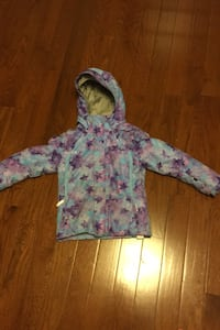 Girls Spyder winter ski jacket - size 7 Mississauga, L4Z 0B4