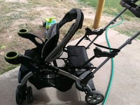 baby's black and gray stroller better offer Albuquerque, 87105