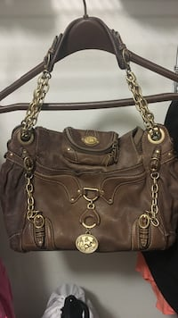 Large Leather Juicy Couture