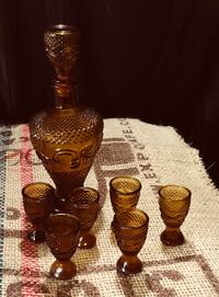 two brown wooden candle holders Barrie, L4N 5G8