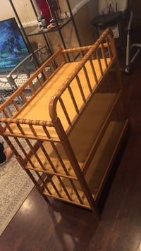 Wood Changing Table West Hollywood, 90046