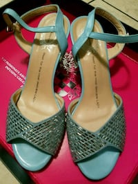 Shinning sandals, bling bling, size 7.5  Apple Valley, 55124