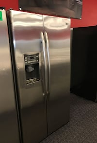 GE Profile Side by Side stainless steel refrigerator Orlando