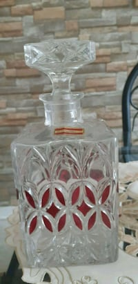 CRYSTAL DECANTER 777 km