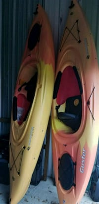 2 New Guster Emotions Kayaks Marksville, 71351