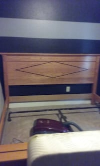 BEAUTIFUL HAND CRAFTED KINGSIZE BED Modesto