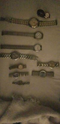 Lot of watches Rock Hill