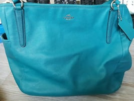 Authentic Coach diaper bag..great condition