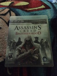 Assassin's creed brotherhood ps3 game  Livingston, 95334