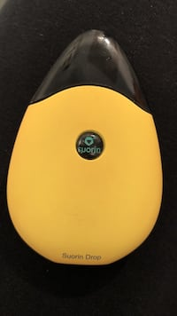 yellow and black Suorin Drop