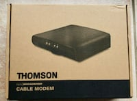 Thomson Cable Modem Vaughan