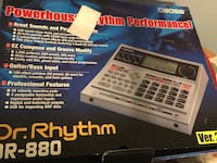 Dr Rhythm 880 Drum Machine College Park, 20740