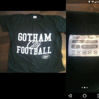 Gotham City Football tee shirt size large Winnipeg, R2L 0X1
