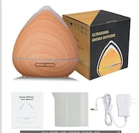 New! 500ml Diffuser available in 3 colours