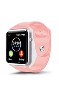 New smart watch works with android and iPhone in box with accessories Toronto, M9L 2H8