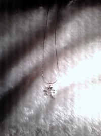 Delicate Dragonfly necklace /pendant 18K RGP ( Rolled Gold Plated) Brampton