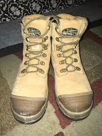 Comfy Oliver AT's .Industrial Work Boots. By Honeywell. Size:8 Winnipeg, R2J 1J3