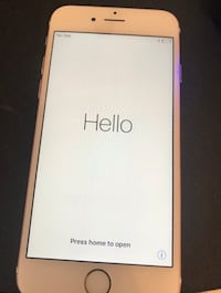 Apple iPhone 6 S Plus 16GB Pink Gold Oslo, 0561
