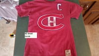 Montreal Canadiens Beliveau adult sz small t-shirt Timberlea, B3T 1G4