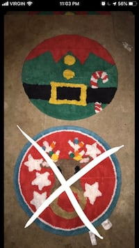 New Christmas Rugs Toronto, M4J 3C9