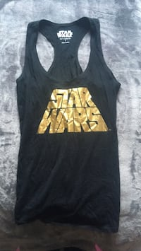 Black and gray tank top Glendale Heights, 60139
