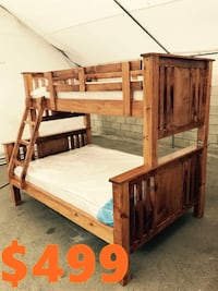 Bunk bed twin/full Los Angeles