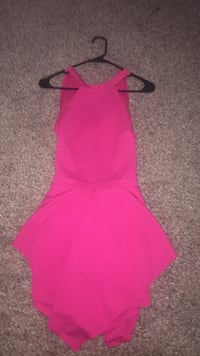 Pink Summer Romper Houston, 77073