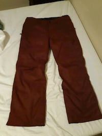 O'Neill firewall insulated waterproof snow pants  Dartmouth