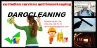 Beautiful clean house at a super price? Quick and good cleaning house house and / or other business space.super prices and 100% quality .This is DAROCLEANING.24 h service  [TL_HIDDEN]  Hamilton
