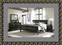 11pc black Marley bedroom set Woodbridge, 22191