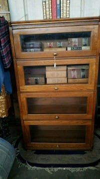 LAWER'S BOOK CASE