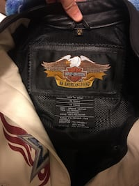 Harley-Davidson Motorcycle Jacket size xs Stephens City, 22655