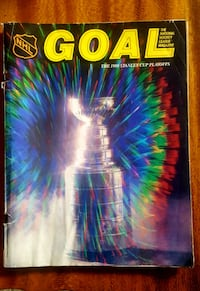 Kings Stanley Cup Playoff Program, 1989 Torrance