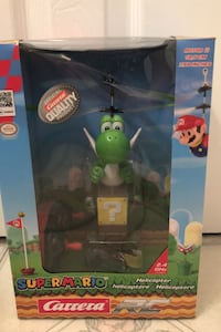 Supermario rc helicopter