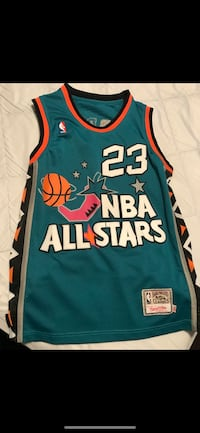 Mj retro all star jersey Lombard, 60137
