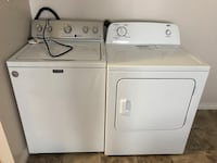 white washer and dryer set Montréal, H8Y 3H3