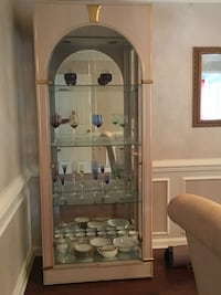 Glass China cabinet Virginia Beach, 23462