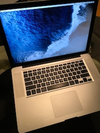 "MacBook Pro 15"" ssd..trade for iMac Miami, 33126"