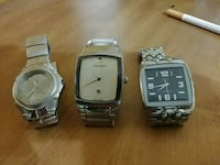 3 watches $85.00 Laval, H7W 4V1