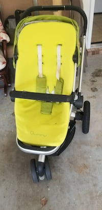 Quinny infant car seat and stroller