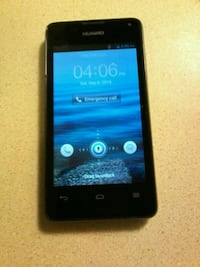 Black Huawei Ascend London, N5Z