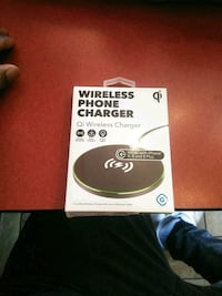 Charger pad wireless & speaker & charger pad Hyattsville, 20782