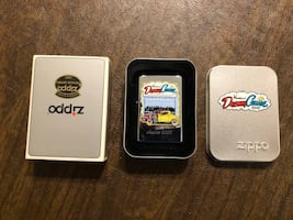 Collectible Woodward Dream Cruise Lighter